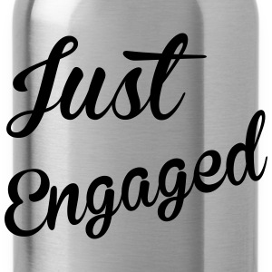 Just Engaged Tops - Water Bottle