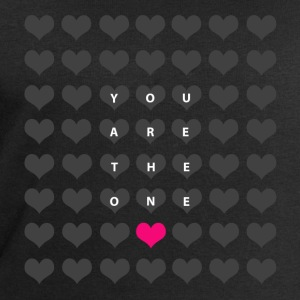 You are the one - valentinsdag Topper - Sweatshirts for menn fra Stanley & Stella
