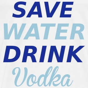 Vodka Tops - Men's Premium T-Shirt