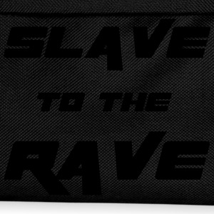 Slave To The Rave Tops - Kids' Backpack