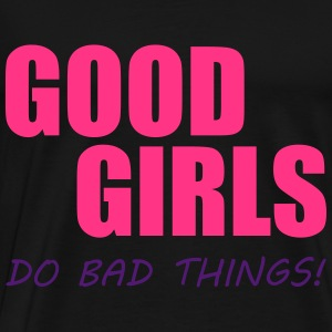 Good Girls Toppe - Herre premium T-shirt