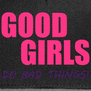 Good Girls Tops - Snapback Cap