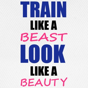 Train Like A Beast Toppe - Baseballkasket