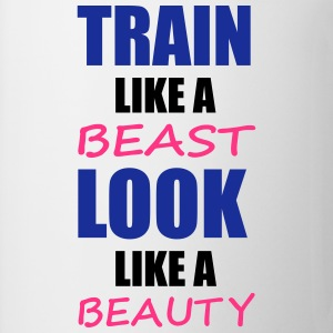 Train Like A Beast Toppe - Kop/krus