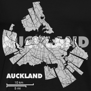 Auckland Tops - Men's Premium T-Shirt