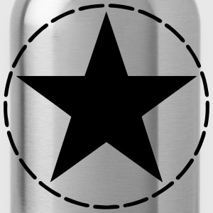 star US army T-Shirts - Water Bottle