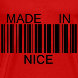Made in Nice 06 Débardeurs - T-shirt Premium Homme