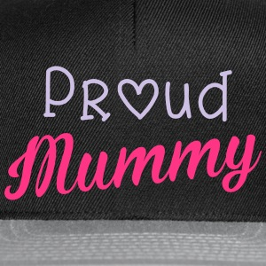 Proud Mummy Tops - Snapback Cap