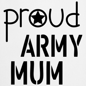 Army Mum Tops - Cooking Apron