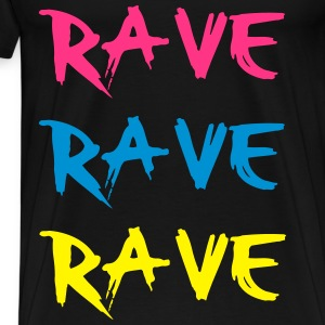 Rave Tops - Men's Premium T-Shirt