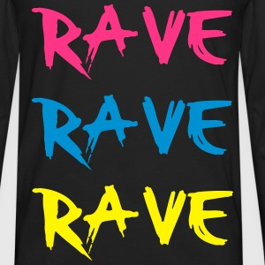 Rave Tops - Men's Premium Longsleeve Shirt