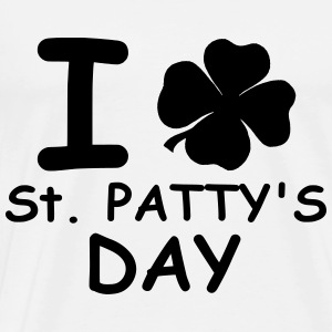 I st patty's day Tops - Männer Premium T-Shirt