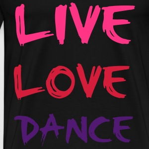 Dance Tops - Men's Premium T-Shirt