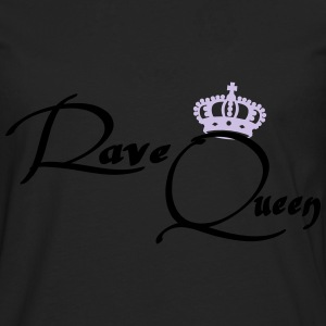 Rave Queen Topper - Premium langermet T-skjorte for menn