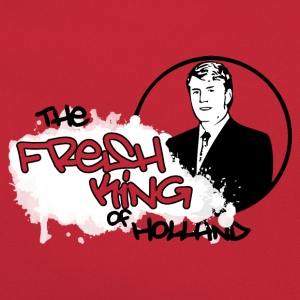 The Fresh King of Holland T-shirts - Retro-tas