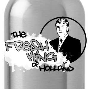 The Fresh King of Holland T-shirts - Drinkfles