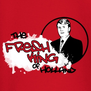 The Fresh King of Holland T-shirts - T-shirt
