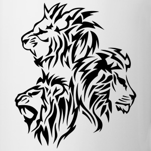 bouteilles et tasses lion spreadshirt. Black Bedroom Furniture Sets. Home Design Ideas