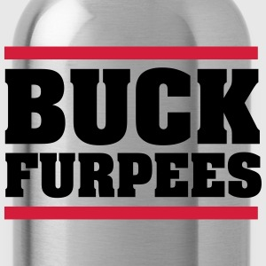 Buck Furpees T-Shirts - Water Bottle