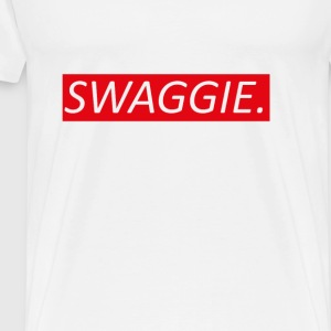swaggie Tops - Men's Premium T-Shirt