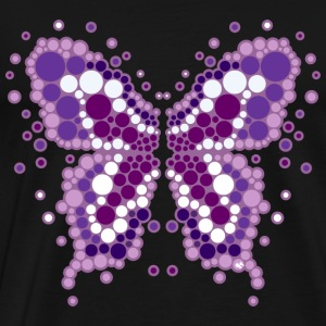 pop butterfly Tops - Männer Premium T-Shirt
