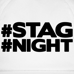 #STAG #NIGHT T-Shirts - Baseball Cap