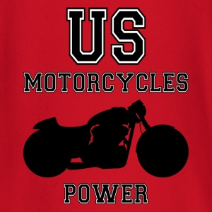 us motorcycles power T-Shirts - Baby Long Sleeve T-Shirt