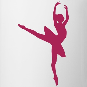 Ballett T-Shirts - Tasse
