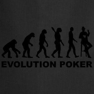 Evolution Poker T-Shirts - Kochschürze