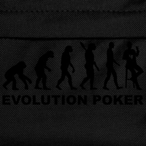 Evolution Poker T-Shirts - Kinder Rucksack