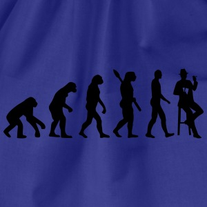 Evolution Poker T-Shirts - Turnbeutel