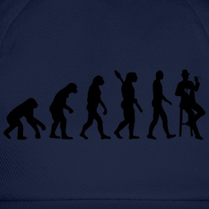Evolution Poker T-Shirts - Baseballkappe