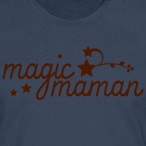magic maman Tabliers - T-shirt manches longues Premium Homme
