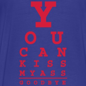 you can kiss my ass good bye Sudaderas - Camiseta premium hombre