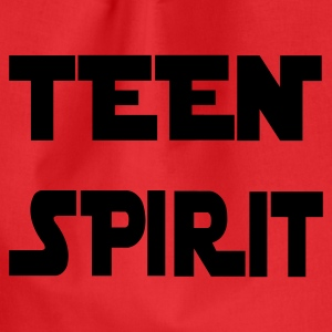 Rot TEEN SPIRIT by COPYTHAT23 Girlie - Turnbeutel