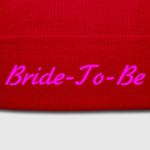 Red Bride to Be  Ladies' - Winter Hat