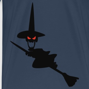 Aqua Witch Tops - Men's Premium T-Shirt