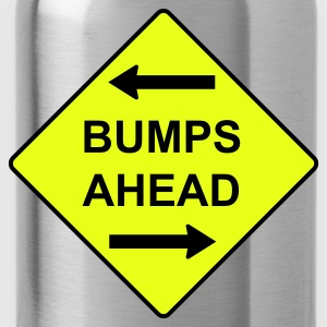 Bumps Ahead - Drinkfles