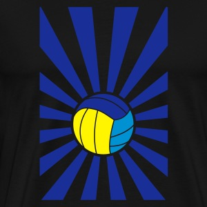 volley-ball de plage - T-shirt Premium Homme