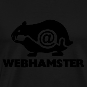 Olive webhamster T-shirts - T-shirt Premium Homme
