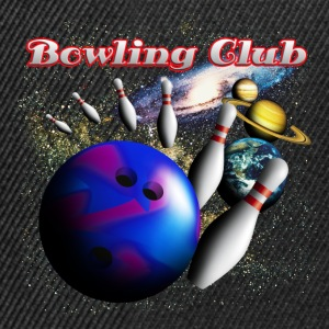 bowling_space_a Tops - Snapback cap