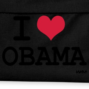 Negro i love Obama by wam Tops - Mochila infantil