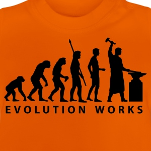 evolution_schmied T-shirts - Baby T-shirt