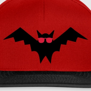 Guldorange Blind as a Bat T-shirts - Snapbackkeps