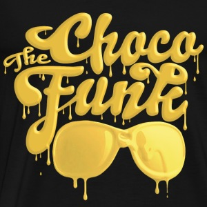 The Choco Funk Cream Débardeurs - T-shirt Premium Homme