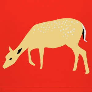 Golden orange Roe deer Rehkids Women's T-Shirts - Kids' Premium Hoodie