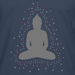 Petrol The aura of the Buddha Tops - Men's Premium Longsleeve Shirt