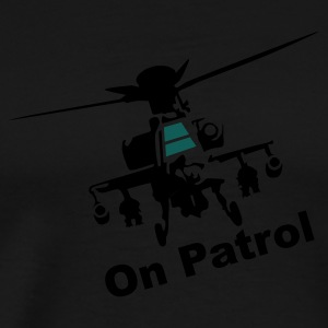 On Patrol - Männer Premium T-Shirt