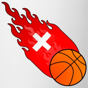 Fireball Basketball Switzerland - Mug