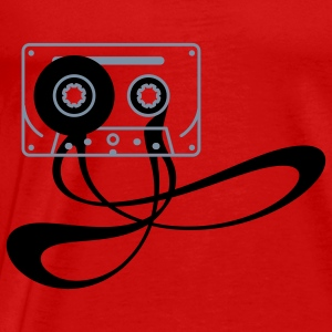 musik_tape Tops - Men's Premium T-Shirt